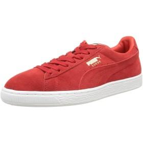 [プーマ] Suede Classic + Mens Sneakers/Shoes-Red-25.5