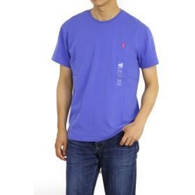 (ポロ ラルフローレン) POLO Ralph Lauren メンズ 無地 クルーネック Tシャツ ワンポイント0107190 [並行輸入品]