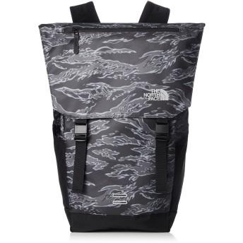[ザ・ノース・フェイス] リュック Scrambler Flap Pack ブラックタイガーカモプリント