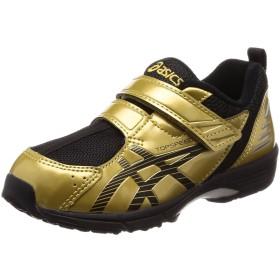 [アシックス スクスク] 運動靴 TOPSPEED MINI-zero 2 キッズ ゴールド/ブラック 16.0 cm
