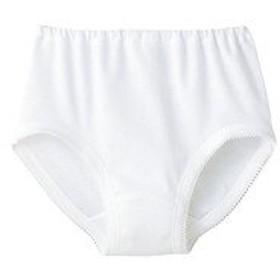 KGスキンタッチコットン ショーツ (03)ホワイト 110cm sc5765-5780