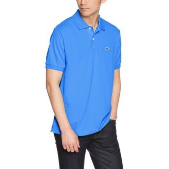(ラコステ)LACOSTE ラコステL.12.12ポロシャツ(無地・半袖) L1212AL PTV ブルー 006