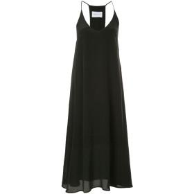 Strateas Carlucci Pixel スリップ ドレス - ブラック