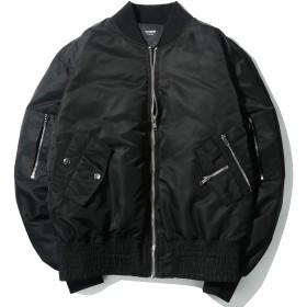 VIISHOW アウターファッション ダウンジャケット メンズ 暖かい 防寒 無地 通勤 通学登山 防風 防寒