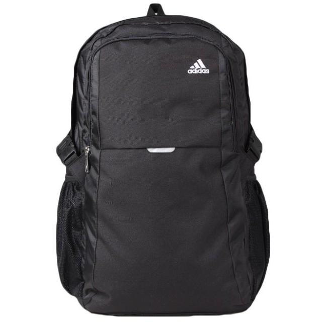 カバンのセレクション アディダス リュック 大容量 30L A3 adidas 47840 チェストベルト付き スクールバッグ ユニセックス ブラック フリー 【Bag & Luggage SELECTION】