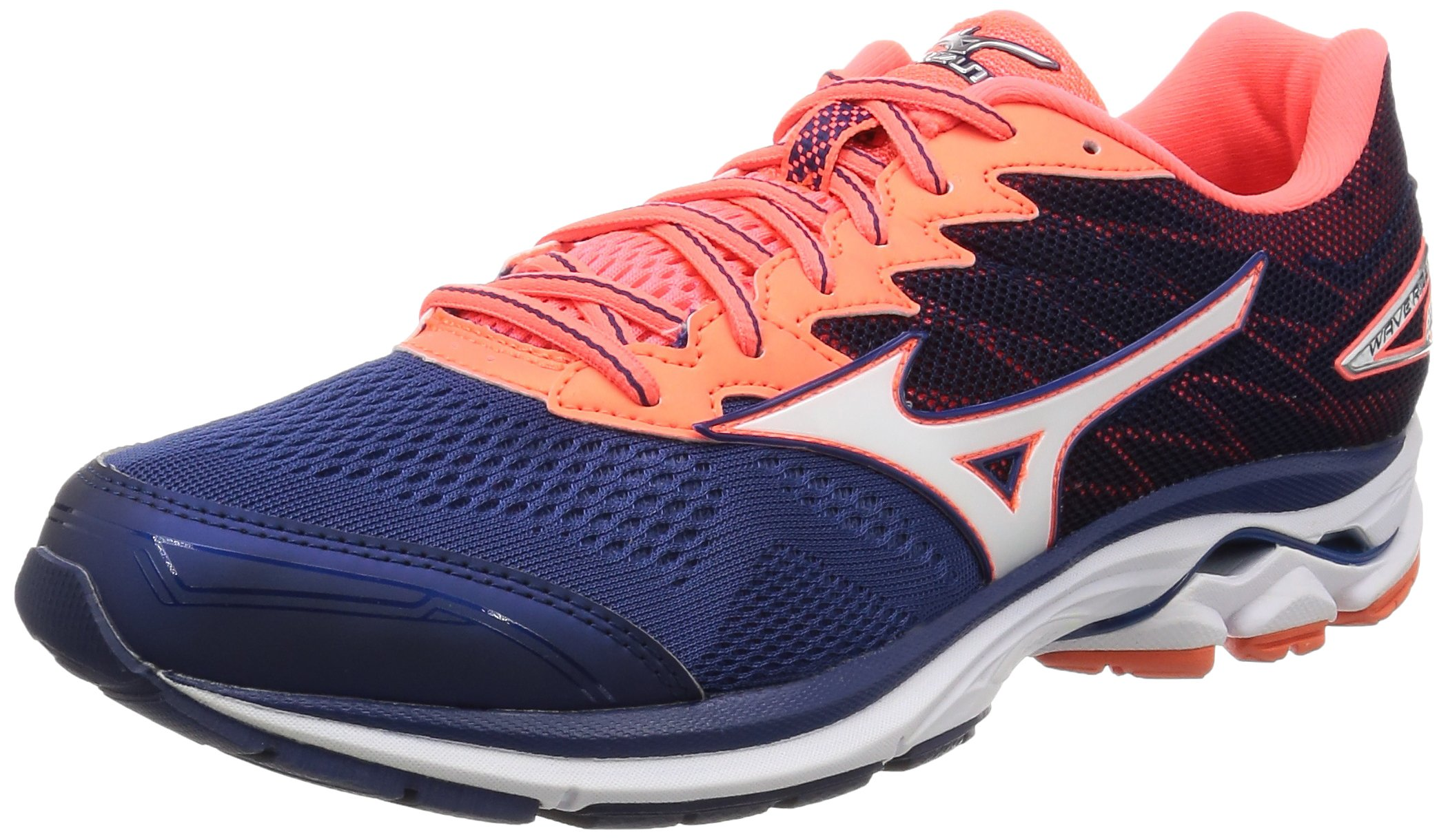 01 Mizuno Wave Rider 20 Mens Running Runner Shoe D