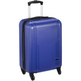 [ゼット・エヌ・ワイ] スーツケース ハーキマー TSAロック 機内持込 35L 48 cm 2.7kg ブルー