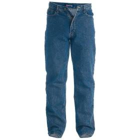 (デューク・ロックフォード) Duke Rockford メンズ トールサイズ コンフォートフィット ジーンズ デニムパンツ (32XL) (ストーンウォッシュ)