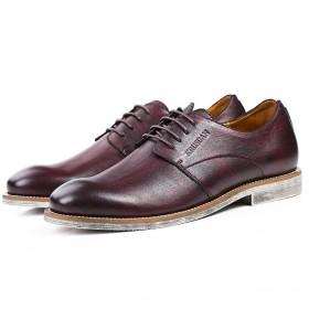 Fengbao ビジネスシューズ メンズ 【高品質&クラシック】 イタリア 革靴 本革 紳士靴