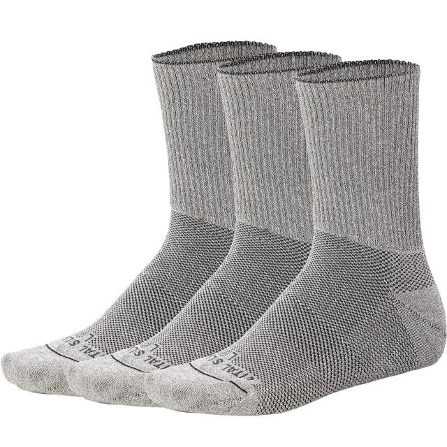 (VITAL SALVEO)バイタルサルウェ- シムレス循環靴下ー長い(3足組-L)