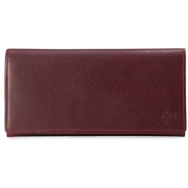 [オロビアンコ] 長財布 ソリッド メンズ 本革 ORS-031708 ボルドー