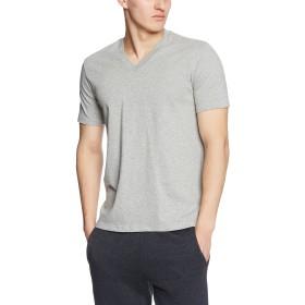 [ボディワイルド] Tシャツ ベーシック Vネック BWB615J メンズ Newグレーモク 日本M (日本サイズM相当)