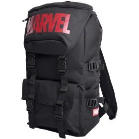 リュック MARVEL 黒 リュックサック レディース A4 マーベル メンズ 大容量 ブラック 大人 通学 高校生 B4 女子 男子 可愛い バッグ おしゃれ 通勤 軽量