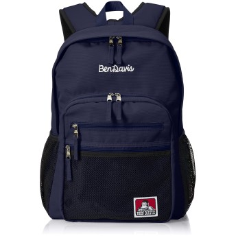 [ベンデイビス] リュック リュックサック XLサイズ メッシュポケット リュックサック 通勤通学に最適です BDW-9200 ネイビー