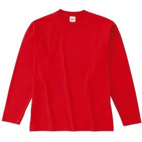 [クロスアンドステッチ] Tシャツ OE1210 メンズ スーパーレッド 日本 XL-(日本サイズXL相当)