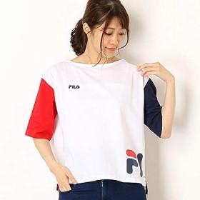 フィラ(FILA) ショートTシャツ【ホワイト/L】