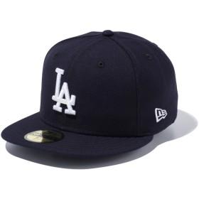 【メーカー取次】 NEW ERA MLB ロサンゼルス・ドジャース ネイビーXホワイト 11308612 キャップ(ネイビーXホワイト 表記7 3/8)