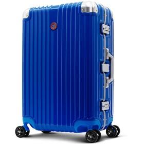 DESENO スーツケース MARVEL CaptainAmerica マーベル キャプテンアメリカ デセノ ブランド キャリーバック マーベルグッズ マーベルかばん マーベルバッグ アルミフレーム TSAロック OKOBAN キャラクター (L)