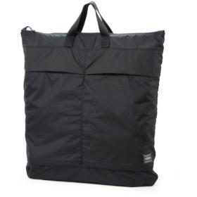 ポーター(porter)・フレックス・2WAYヘルメットバッグ (ブラック)