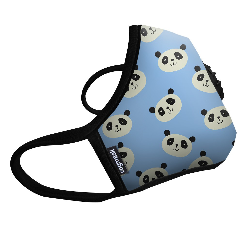 VOGMASK|Blue Panda天藍熊貓|N99 CV 抗凝結