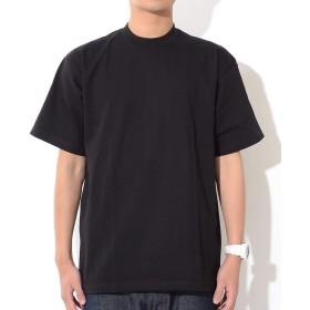 PRO CLUB プロクラブ Tシャツ 半袖 無地 HEAVY WEIGHT S S T-SHIRTS XL BLACK [並行輸入品]