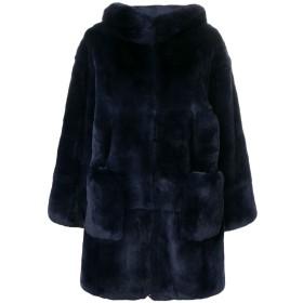 Liska Pallas オーバーサイズ コート - ブルー