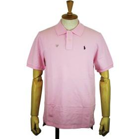 (ポロ ラルフローレン) POLO RALPH LAUREN ボーイズ 半袖 ポロシャツ 323603252 ピンク XL