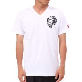 [ネスタ ブランド] NESTA BRAND Tシャツ DRY スパンフライス Vネック Tee 192NB1020 ホワイト L