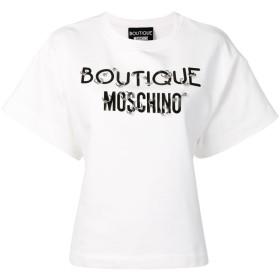 Boutique Moschino ショートスリーブ スウェットシャツ - ホワイト