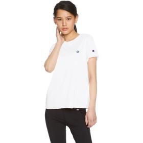 [チャンピオン] Tシャツ C VAPOR  CW-MS318 レディース 010 ホワイト L