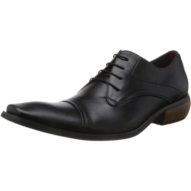 [バンプアンドグラインド] 本革ビジネスシューズ BG2799-14 BLACK(ブラック/44)