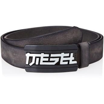 (ディーゼル) DIESEL メンズ ベルト - B-REALLY - belt X05688PR080 グレー系その他 T8066 85