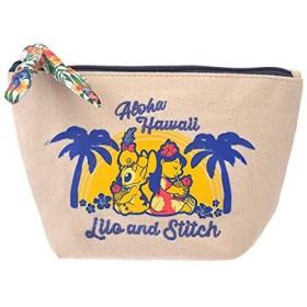 ディズニーストア(公式)ポーチ リロ&スティッチ Hawaiian Stitch