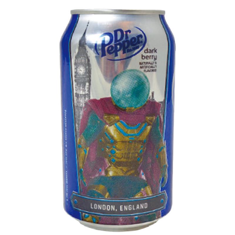 Dr Pepper黑莓風味可樂