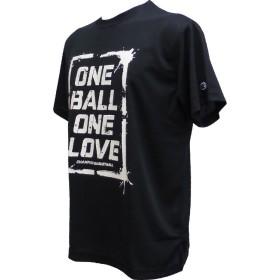 [チャンピオン] プラクティスTシャツ バスケットボールシャツ バスケットボール C3-MB322 メンズ ブラック 日本 L (日本サイズL相当)