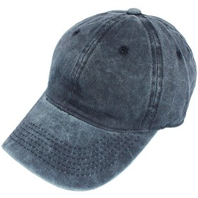 [ワントゥーテンピープルセレクト]帽子 ピグメント キャップ ネイビー フリー