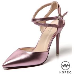 [HSFEO] パンプス レディースシューズ サンダル ポインテッドトゥ エレガント エナメル ピンヒール6/9cm 4色 カジュアル 疲れない 美脚 パーティー 結婚式 通勤 滑り止め 細見え 履きやすい