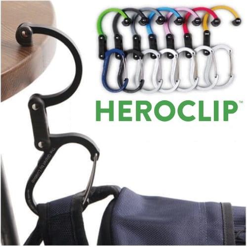 【HEROCLIP】多功能扣環掛勾 MEDIUM