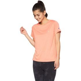 [チャンピオン] C VAPOR Tシャツ CW-PS302 レディース ピンクオレンジ 日本 L (日本サイズL相当)
