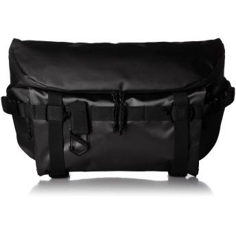 [ミレスト] MILESTO ミレスト ボディバッグ メンズ レディース 斜めがけ a4 撥水 CITY FOG 黒 ブラック black One Size