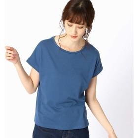 (コムサ イズム) COMME CA ISM 【シンプル/ベーシック】 Tシャツ 12-64CL07-109 S ブルー