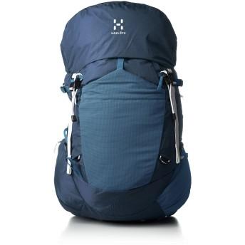 [ホグロフス] 登山用リュック VINA 30 ヴィーナ30 背中が蒸れにくい サイドオープニング ブルーサイン BLUE INK/S