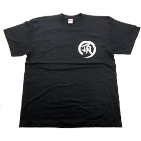 頂Tシャツ ブラック (M)