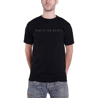 Bring Me The Horizon ブリング・ミー・ザ・ホライズン Thats The Spirit 公式 メンズ ブラック 黒 Tシャツ 全サイズ Size XL