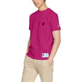 [チャンピオン] Tシャツ C3-M358 メンズ レッドパープル 日本 S (日本サイズS相当)