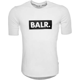 BALR SHIRT メンズ US サイズ: M カラー: ホワイト