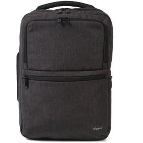 ビジネスリュック 肩ベルトにポケット 安全 便利 軽量 実用新案