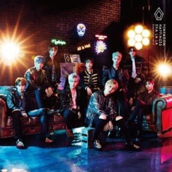 【CD Maxi】初回限定盤 PENTAGON (Korea) / HAPPINESS / SHA LA LA 【初回限定盤C】(+Photobook)