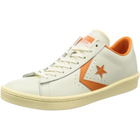 [コンバース] スニーカー PRO-LEATHER OX 32649542 WHITE/ORANGE 25