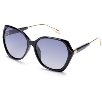 Protineff 偏光 サングラス レディース UV400 紫外線カット クラシック ファッション サングラス アウトドア/旅行/ビーチ 日焼け防止 サングラス 運転用/釣り/登山 アイウェア